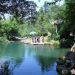 本渓水洞庭園