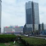 旧ホテル東横IN跡地