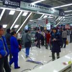 ヤマダ電機瀋陽店オープン