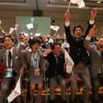東京オリンピック中国の反応