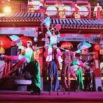 劉老根大舞台の演芸「二人転」