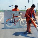 瀋陽四環自転車専用道