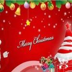 2015年瀋陽のクリスマス