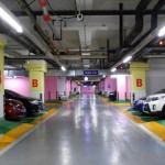 瀋陽の駐車場事情